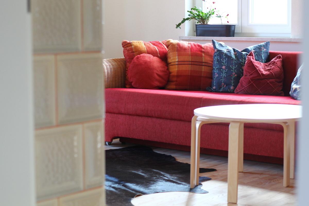 Beim Maler Wohnzimmer