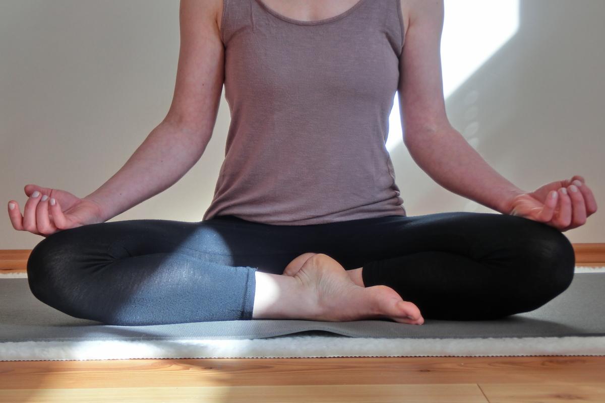Yogaübung 02