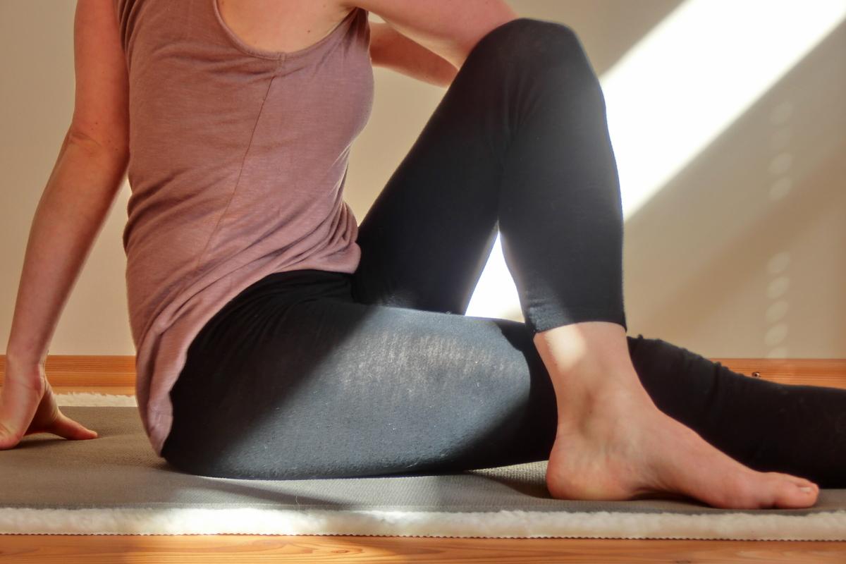 Yogaübung 03